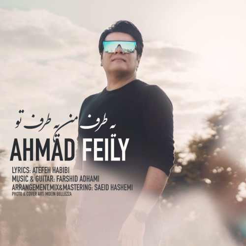 دانلود آهنگ احمد فیلی یه طرف من یه طرف تو